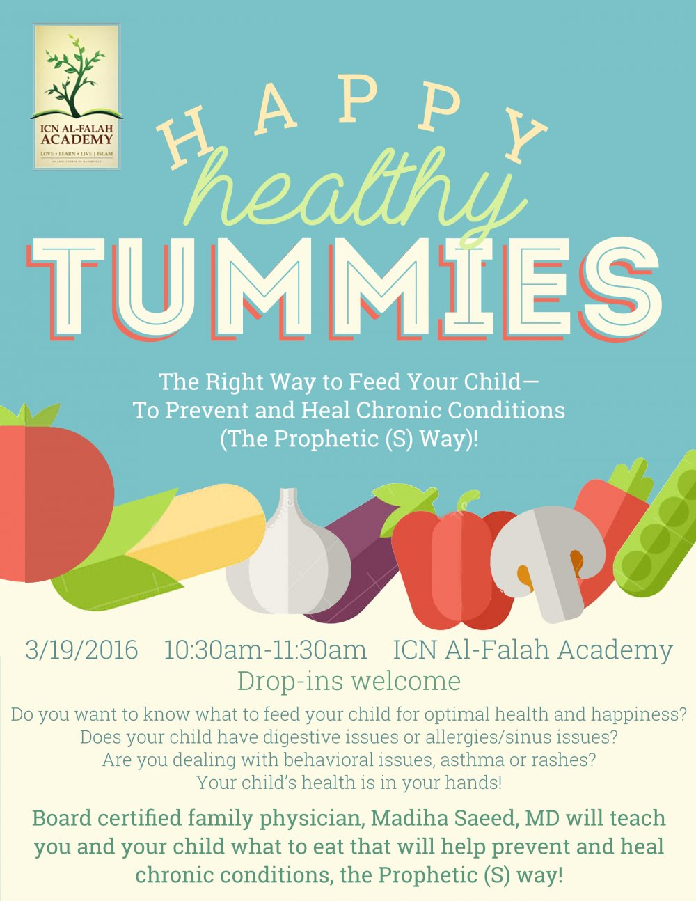 Healthy Foods Flyer